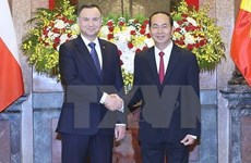Déclaration commune Vietnam – Pologne