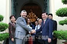 Hô Chi Minh-Ville veut coopérer avec les entreprises italiennes