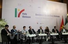 Promotion des relations d'affaires entre le Vietnam et l'Italie