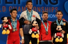 Championnats du monde d'haltérophilie : le grand chelem pour Thach Kim Tuân