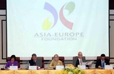 L'ASEF doit contribuer au partenariat Asie-Europe