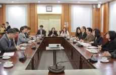 Vietnam - République de Corée : opportunités pour promouvoir la coopération culturelle
