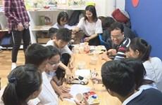 Une première bibliothèque pour les enfants autistes