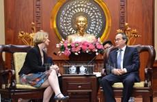 Hô Chi Minh-Ville souhaite dynamiser ses relations avec la Nouvelle-Zélande