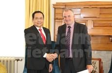 La Nouvelle-Zélande souhaite élargir ses relations avec le Vietnam