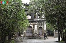Le Temple de la Littérature de Xich Dang