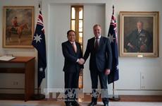 Développement des relations Vietnam-Australie