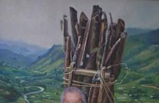 Une exposition à Da Nang pour honorer les beaux-arts du Vietnam