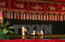 L'art des marionnettes sur l'eau du Vietnam séduit les Français