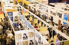 Des marchandises vietnamiennes présentées à la Foire des produits naturels et organiques de l'ASEAN