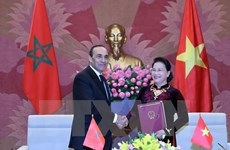 Promotion des relations parlementaires Vietnam-Maroc