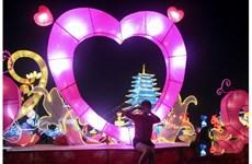 Une fête de la lumière originale à Hô Chi Minh-Ville