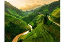 Mù Cang Chai dans le top des plus belles montagnes du monde