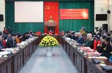 Activités commémoratives de la bataille « Hanoï – Dien Bien Phu aérien »