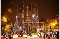 Fête de Noël : De bonnes destinations à Hanoï et à Hô Chi Minh-Ville