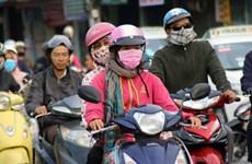 Ho Chi Minh-Ville : augmentation du nombre de cas d'allergies respiratoires à cause du froid