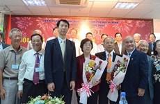Le congrès de l'Association d'amitié Vietnam-Chine de Ho Chi Minh-Ville
