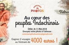 """Lancement du concours photographique """"Au cœur des peuples Indochinois"""""""