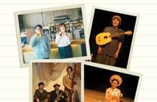Concert en l'honneur des relations diplomatiques entre le Vietnam et le Japon