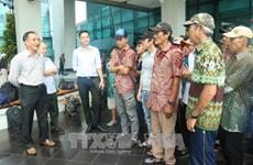 Plusieurs pêcheurs arrêtés en Indonésie rapatriés au Vietnam avant le Têt