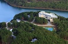 Beauté séduisante du lac Tuyen Lam à Da Lat