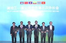 Le Vietnam participe activement à la coopération Mékong-Lancang