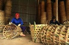 Le village de vannerie de Thai My à HCM-Ville