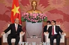 Le Vietnam et le Japon renforcent les échanges d'amitié