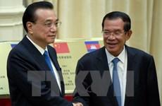 Le Cambodge et la Chine s'engagent à élargir la coopération bilatérale