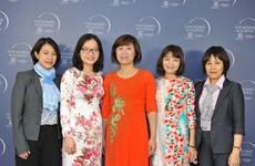 Remise du prix l'Oréal-UNESCO pour les Femmes et la Science 2017