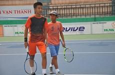Quoc Uy et Thien Quang remportent le Championnat de tennis U14 d'Asie 2018 - Groupe 2