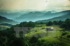 Création du parc national de Phia Oac-Phia Den