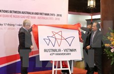 Le Vietnam et l'Australie lancent le 45e anniversaire de leurs relations diplomatiques