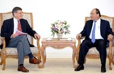 Le Premier ministre reçoit des professeurs de l'Université Havard