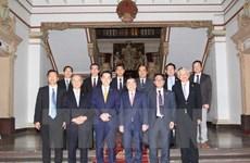 Ho Chi Minh-Ville et Ehime (Japon) resserrent leur coopération