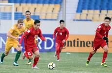 Championnat d'Asie U23 2018 : le Onze vietnamien s'est qualifié pour la demi-finale