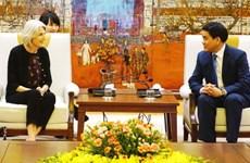 Promouvoir la coopération entre Hanoï et le Danemark
