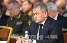 Le Myanmar et la Russie signent un accord de coopération militaire