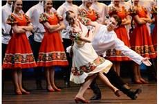 Une troupe de danse folklorique russe participera au Festival de Huê 2018