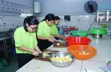 "Lancement du projet ""Foodbank Vietnam"""