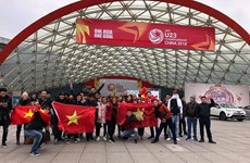 Football U23 : le Vietnam demande à la Chine de favoriser l'arrivée des supporters vietnamiens