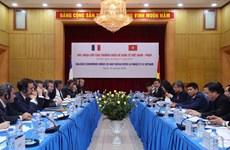 Pour promouvoir la coopération économique Vietnam-France