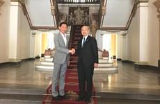Ho Chi Minh-Ville renforce la coopération avec la préfecture de Miyagi (Japon)