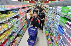 Janvier : l'IPC de Hanoï en hausse de 0,86%