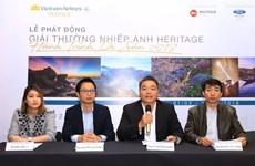 Lancement d'un concours de photos sur des patrimoines vietnamiens
