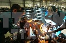 L'indice de production industrielle en hausse de plus de 20% en janvier