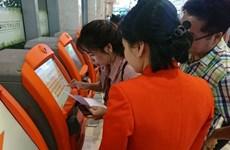 Jetstar Pacific met en service des kiosques d'auto-enregistrement des bagages à l'aéroport