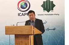 Le Vietnam à la 29e réunion du Comité permanent de l'ICAPP