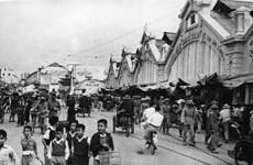 Le marché de Dông Xuân