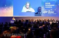 Le Vietnam à la réunion du Conseil d'administration du FIDA